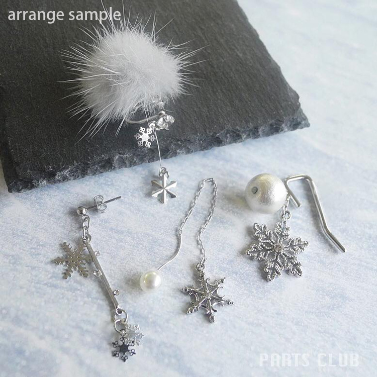 チャーム・雪の結晶(3753)/ CR・G5