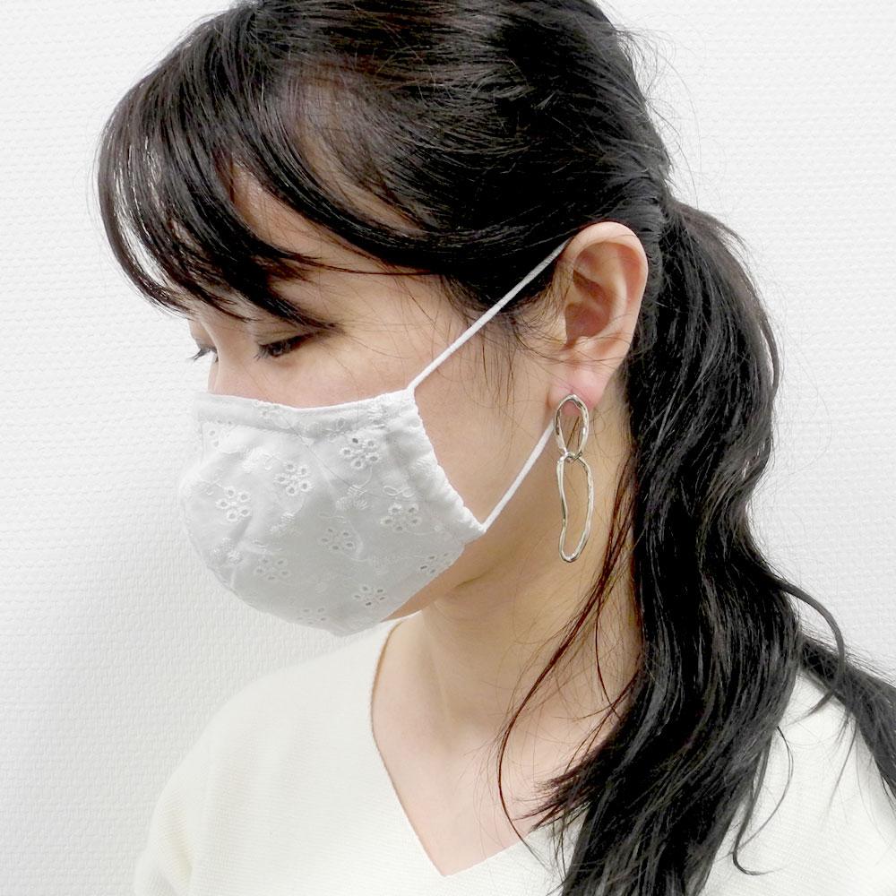 ポケット 立体 マスク