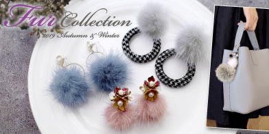 特集「Fur Collection」